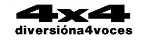 4x4quartet Logo